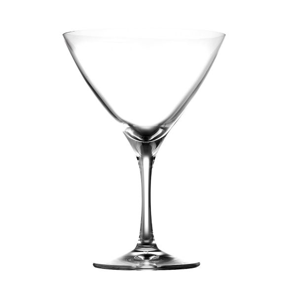 Martini Glas Pure Kristall 17,5cm hell