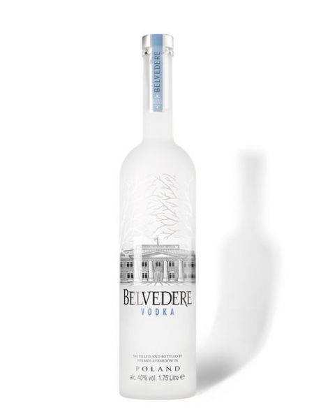 Belvedere Vodka Traditionell